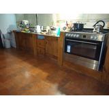 Muebles De Cocina Madera Rustica - Hogar, Muebles y Jardín en ...