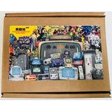 Consola Retro Rbx + De 7000 Juegos De 20 Consolas - Ps Snes