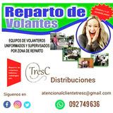 Reparto De Volantes,mailings,revistas Casa Por Casa