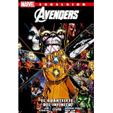 Comic, Marvel Excelsior: El Guantelete Del Infinito