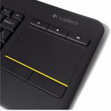 Teclado+touchpad Inalambrico Logitech