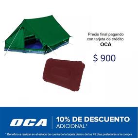 Carpa Minipack Arye ¾ Personas + Regalo