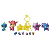 Littlest Pet Shop Pack Coleccionable Cosmico Con Brillos-ub