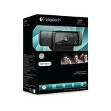 Camara Web Logitech C920 Full Hd 1080p