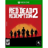 Red Dead Redemption 2 Xbox One Digital Entrega Inmediata!