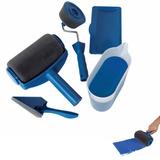 Kit De Rodillo Recargable Paint Roller + Accesorios El Cerro