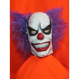 Mascaras En Latex - Payaso Asesino