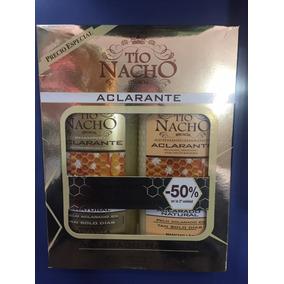 Tio Nacho Pack Shampoo+acond. 415ml Aclarante