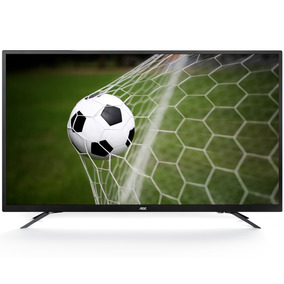 Television Aoc 32 Lcd Hdmi Usb 2.0 Hd Tv 768px 20ms 16.9