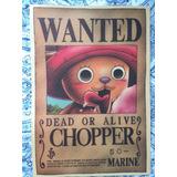 One Piece Chopper Lámina Cuadro 51x35// Poster Anime