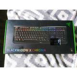 Teclado Mecanico Gamer Razer Blackwidow X Chroma Usb