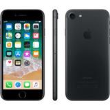 Celular iPhone 7 32 Gb 4.7 Pulg 12mp Ultra Hd Ios 10 Negro