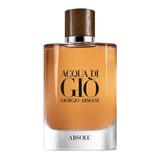 Perfume Acqua Di Gio Homme Absolu Edp 125ml