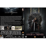 Game Of Thrones: Todas Las Temporadas 1 A La 8 En Dvd