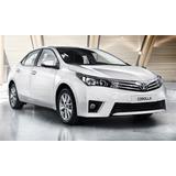 Service Mantenimiento Toyota Corola Sintetico 10.000 Km