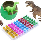 Huevo De Dinosaurios Nacen En El Agua Y Crecen Para Niños!!