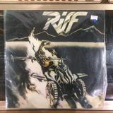 Riff Ruedas De Metal Vinilo Lp Pappo Rock Metal Argentina