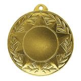 Promo1 - Medalla Dorada 5 Cm Cumple Festejo - Mgr Sport