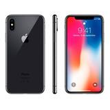 iPhone X 64 Gb Libre - Resistente Al Agua -1 Año De Gar...