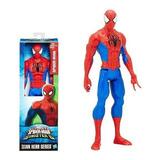 Figura Articulada Hasbro Avengers Spiderman Titan Hero Ub-ub