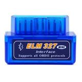 Escáner Automotriz V2.1 Obd2 2019 Original Bluetooth Elm327