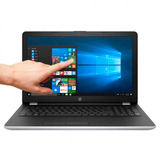 Notebook Laptop Pc Hp Quadcore 2.6ghz 4gb 1tb 15.6 Touch