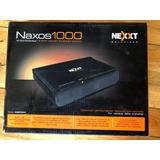Switch 8 Puertos Nexxt Naxos 100/1000 Mbps En Caja
