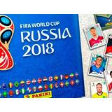 Cambio De Figuritas Mundial Rusia 2018 (1x1)