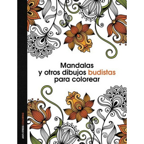 Libro Mandalas Para Colorear Literatura En Colonia En Mercado