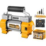 Compresor De Aire Ingco Aliment 12v Ideal Inflar Auto