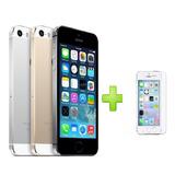 Celular iPhone 5s 16gb + Vidrio Templado Recertificados