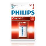 Pila Alcalina 9v Philips X1