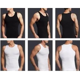 Musculosa Camiseta Faja Reductora Modeladora Hombre