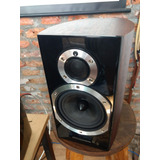 Wharfedale Diamond 10.1 Parlantes Monitores Kevlar Impecable