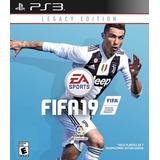 Fifa 19 2019 Legacy Ed Juego Ps3 Original + Español + Online