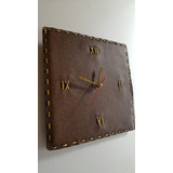 Reloj En Ecocuero.ideal Para Regalo Empresarial.