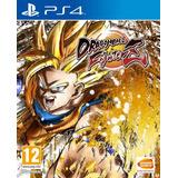 Dragon Ball Fighterz + Plus 12 Meses ¡excelente Oferta! Ps4