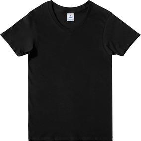 Camiseta Escote V Yazbek