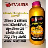 Brushing Evans Sin Olor 1 Litro + Shampoo De Regalo