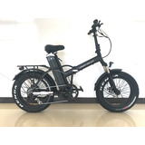 Bicicleta Electrica E-big Boy Urban Halley