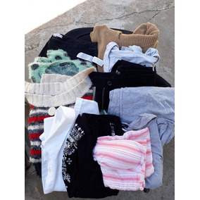 Lote De Ropa Mujer Talle S Y M