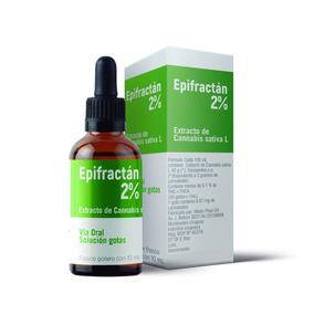 Epifractan 2% Aceite De Cannabis En Farmacia