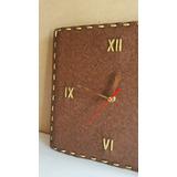 Reloj En Ecocuero.ideal Dia De La Madre.