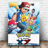 Cuadros Mdf Pokemon Mural Afiches Posters 60x40 Anime