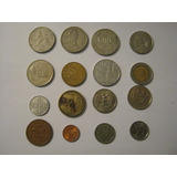 Lote De Monedas.- America - Asia - Europa - Africa.- (l1).-