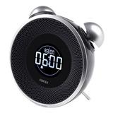 Edifier Reloj Despertador C/fm Usb Aux Mf240