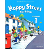 Happy Street 1 _ Class Book + Activity Book _ New Edition