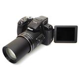 Cámara Nikon B700 20mp, 60x, Wifi, 4k- 1 Año Gtia Oficial