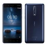 Celular Nokia 8 Lte 64gb Ss + Tpu De Obsequio
