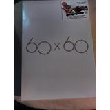 Charly García 60x60 Box Set 3 Cd +3 Dvd+libro+poster